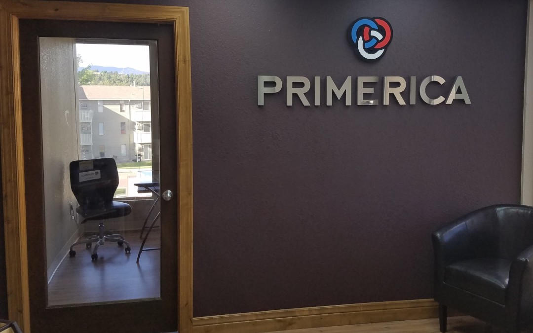 Custom Lobby Signs in Colorado Springs, CO Designed by Pinnacle Signs & Graphics