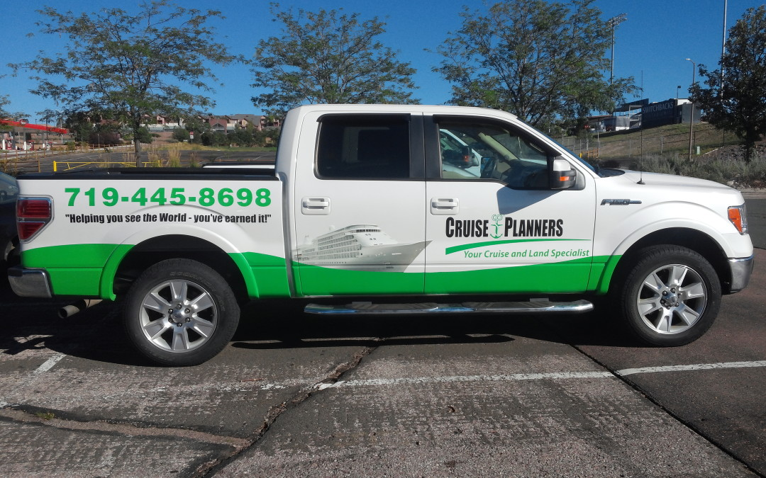 Custom Vehicle Graphics Colorado Springs