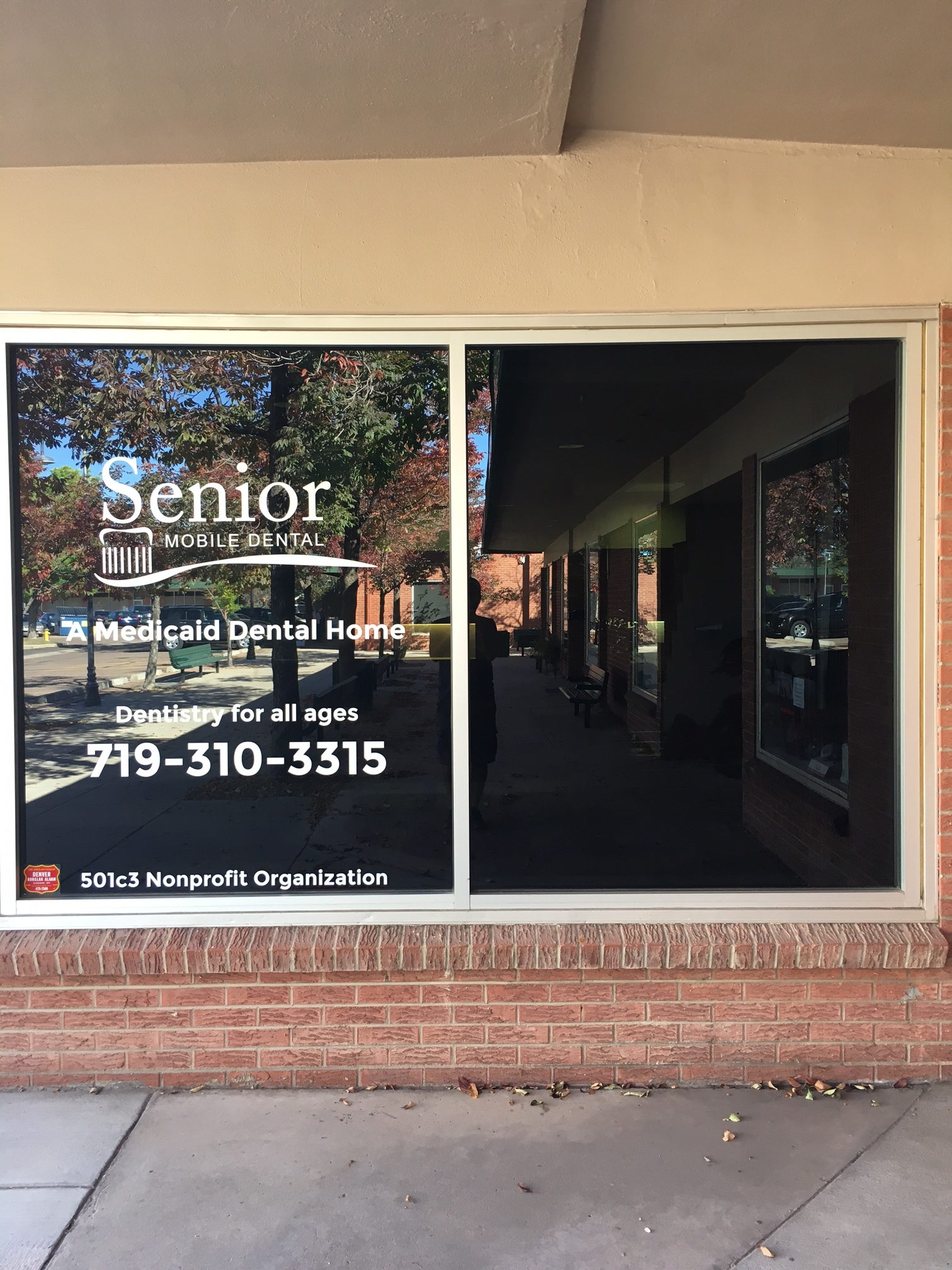 Custom Window Graphics Colorado Springs Co Senior