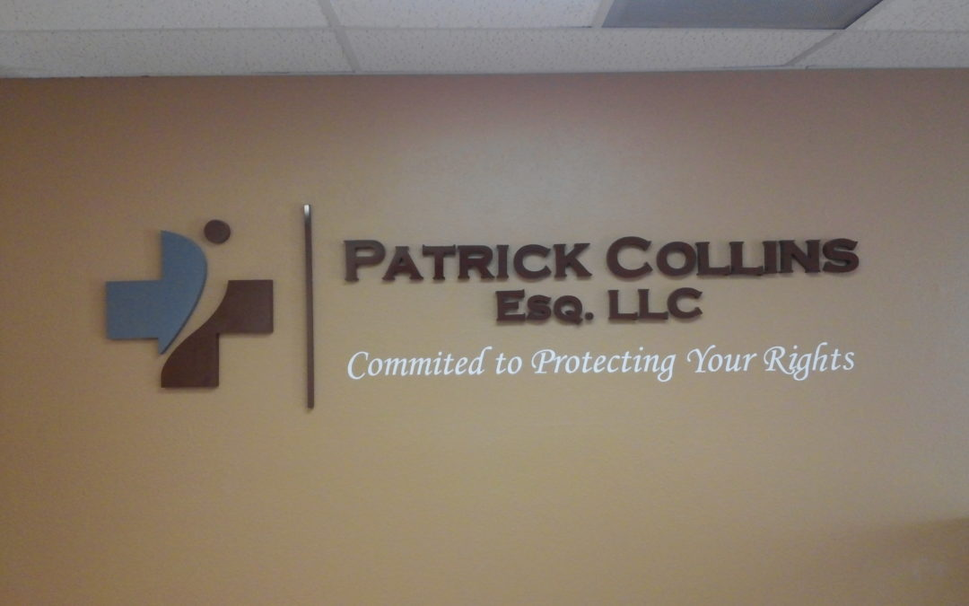 Dimensional Letters and Lobby Signs – Colorado Springs