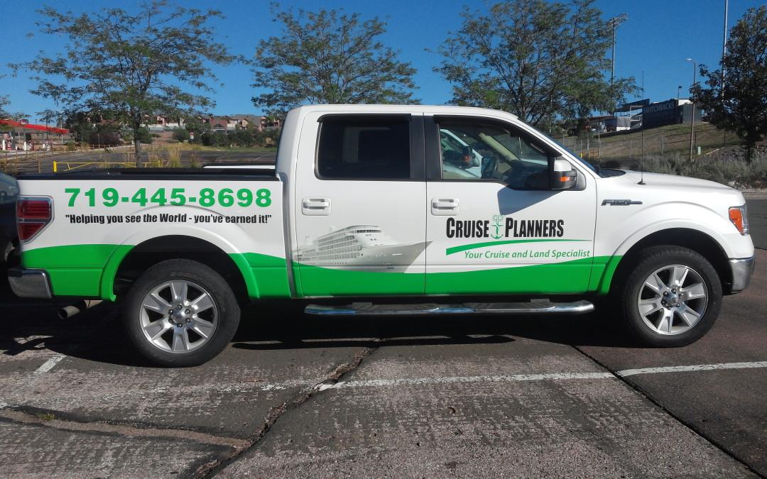 Custom Vehicle Graphics Colorado Springs